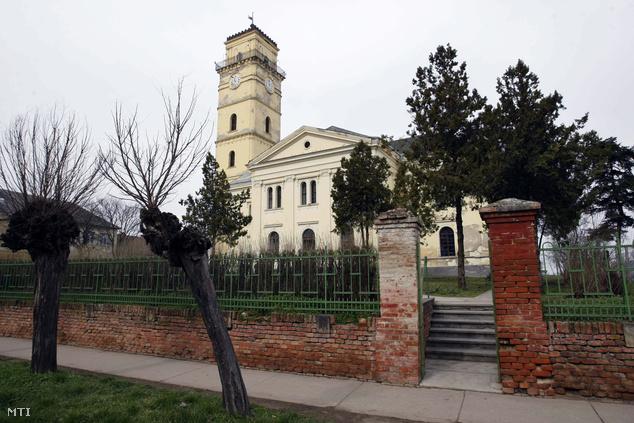 A kunmadarasi református templom
