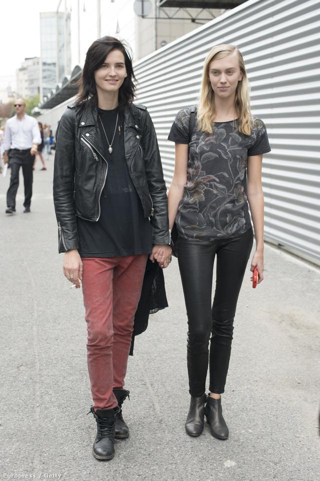 A models.com által felállított 50-es listán a 39. helyen lévő Katlin Aas 22 bemutatón vett részt csak New Yorkban, vele nyitották J. Mendel showját illetve ő zárta a Lacoste és Vera Wang bemutatóját. s