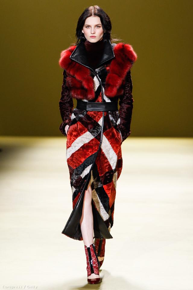176 centis, észt származású modell, Katlin Aas szerepelt a közelmúltban a Miu Miu, a Marc by Marc Jacobs valamint a Dior Secret Garden nevű kampányában is