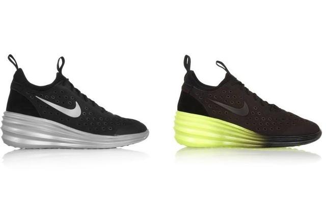 A 2014-es elborult újdonság, a Nike Lunarlite Sky Hi