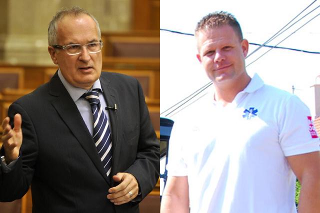 Simon Gábor és Welsz Tamás