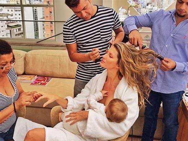 gisele-multitasking