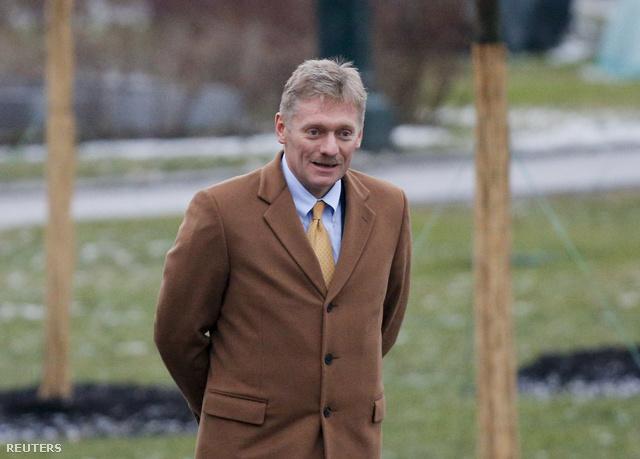 Dmitrij Peszkov