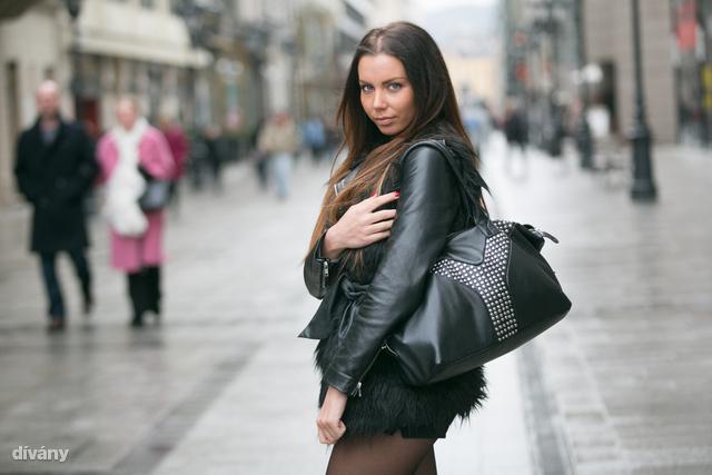 Kabát: H &M