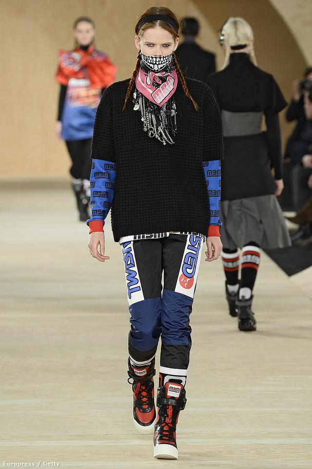 A tininindzsa és BMX banditás ruháktól se volt elájulva a divatszakma.
