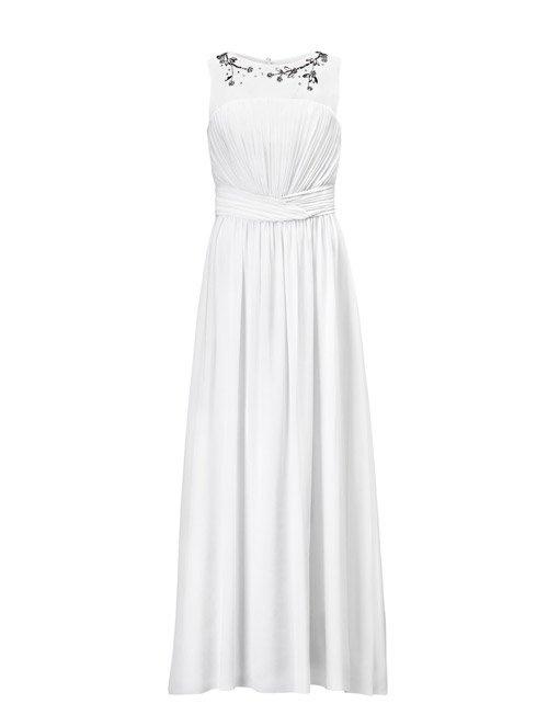 22.495 forintért árulja menyasszonyi ruháját a H&M.