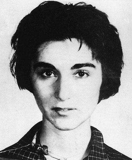 Kitty Genovese portréja