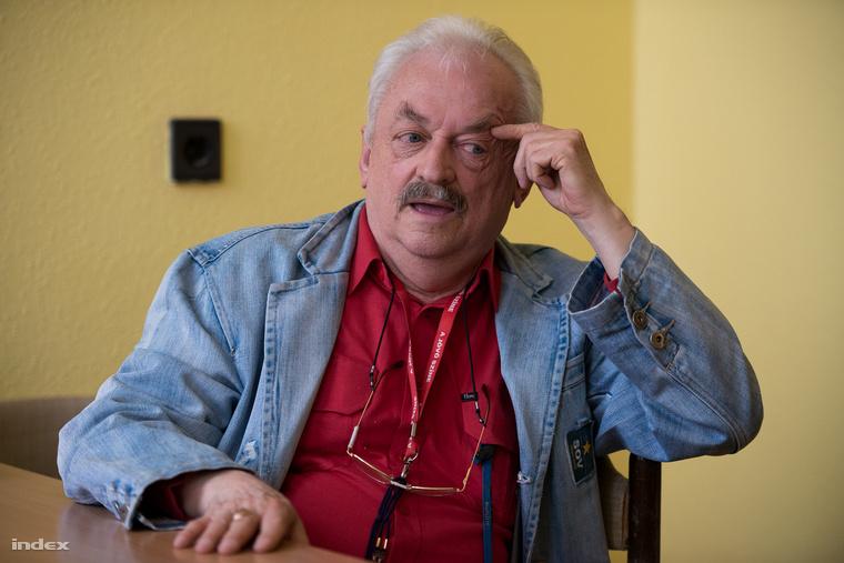 Egy vörösinges: Kónya Béla