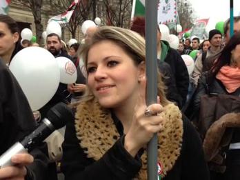 A Jobbik a szeretet pártja