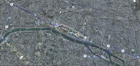 Párizs 4 óra alatt - az alternatív verzió