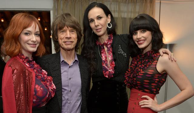 Ilyen ruhákat tervezett Mick Jagger barátnője