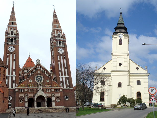 Szeged, vagy Szarvas? Ön melyiket választaná?