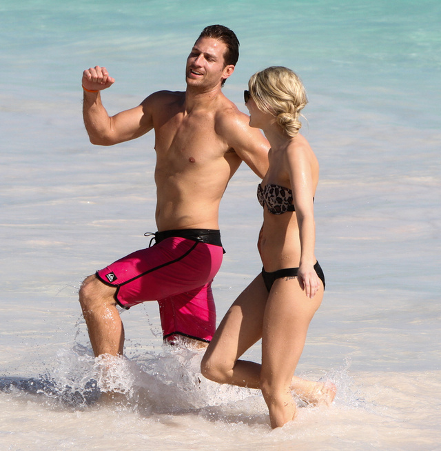 Juan Pablo Galavis és Nikki Ferrell most a Dominikai Köztársaságban nyaral
