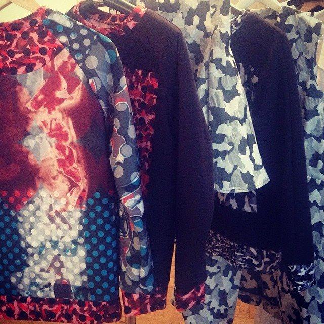 Eddig ennyit kaptunk a 2014-15-ös őszi-téli Kata Szegedi kollekcióból, de már nem kell sokat várnunk a divatbemutatóig.