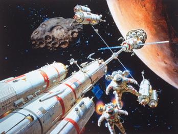 A NASA elkezdte a Mars-utazás előkészítését