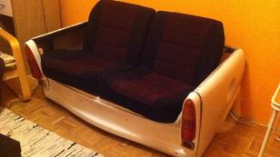 Trabantból kanapét?
