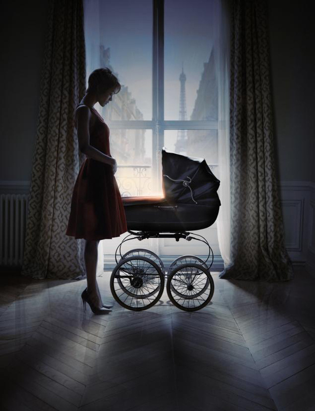 Ilyen lett a Párizsba átemelt film plakátja Zoe Saldanával