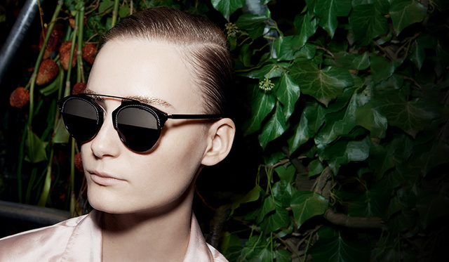 Magyar modellel hirdet a Christian Dior