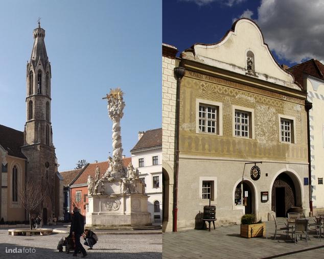 Sopron, vagy Kőszeg? Ön melyiket választaná?