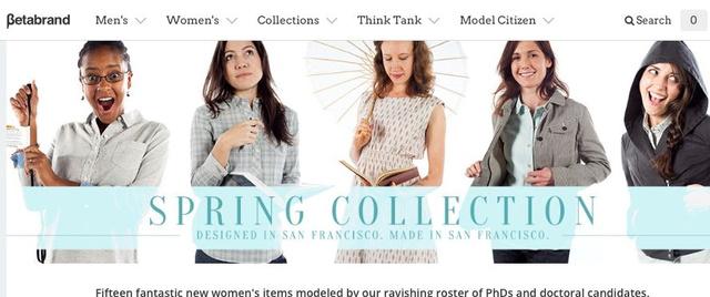Önnek számít, milyen modellen mutatják be a ruhákat?