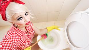 Az olcsó wc-tisztítók pont ugyanazt tudják, mint a drágák