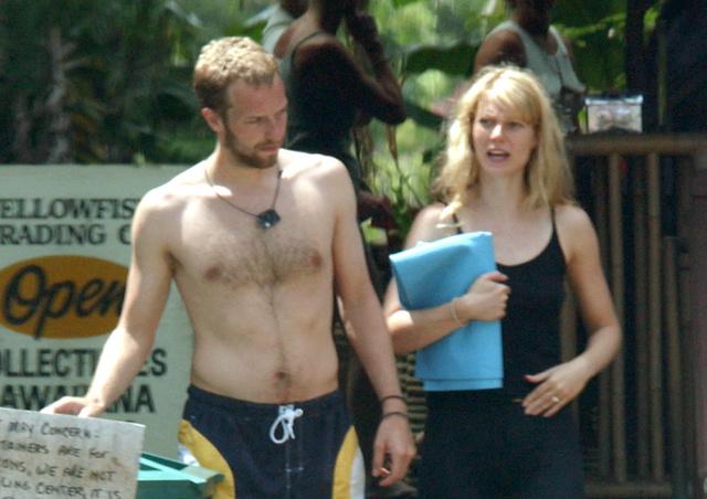 2002-ben már Gwyneth Paltrow-val romantikázott Hawaii-on