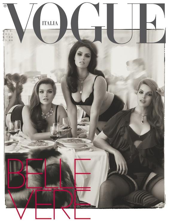 Az említett Vogue címlap