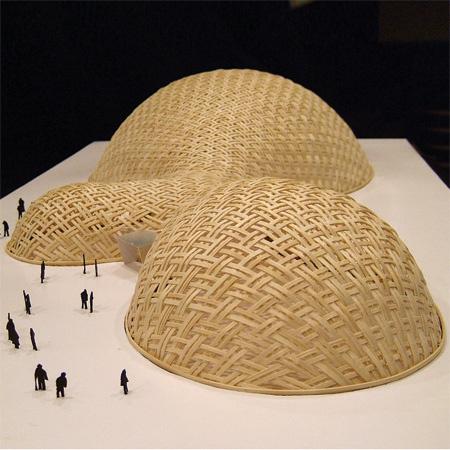 Shigeru 1986-ban kezdett újrahasznosított papírral kísérletezni.