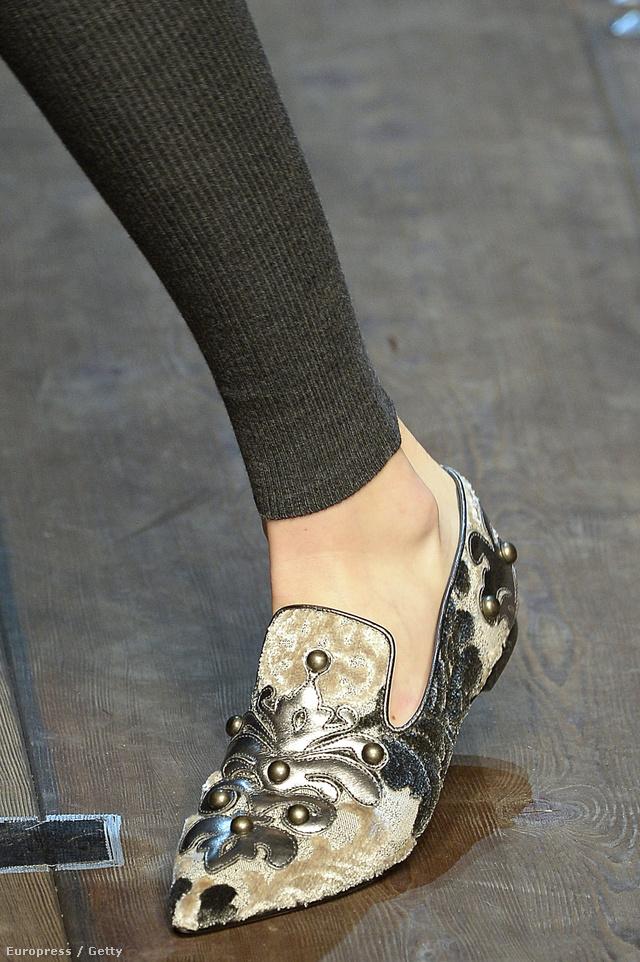 A Dolce&Gabbana cipői közül szinte kivétel nélkül mindet felvennénk a szezonban.