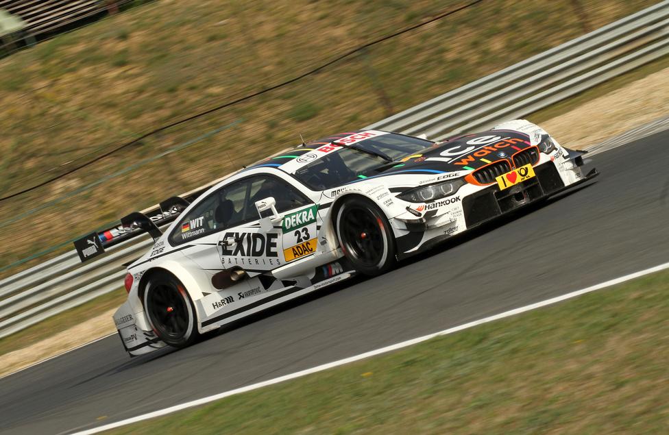 A Hungaroring csak a BMW-nek nem volt új. Ők három éve, a DTM-be visszatérés előtt álcázott autókkal már teszteltek itt.