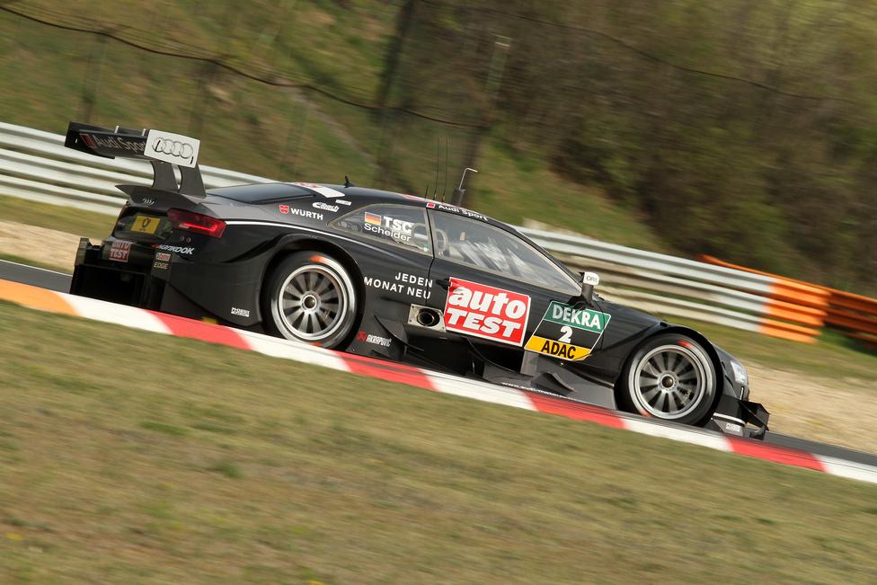 Timo Schneider 2000 óta versenyez a sorozatban, kétszeres bajnokként erősíti az Audit. Az elmúlt tizennégy év tíz bajnokából heten idén is indulnak. Az Audinál hárman, a BMW-nél és a Mercedesnél pedig ketten-ketten nyerték már meg a sorozatot.