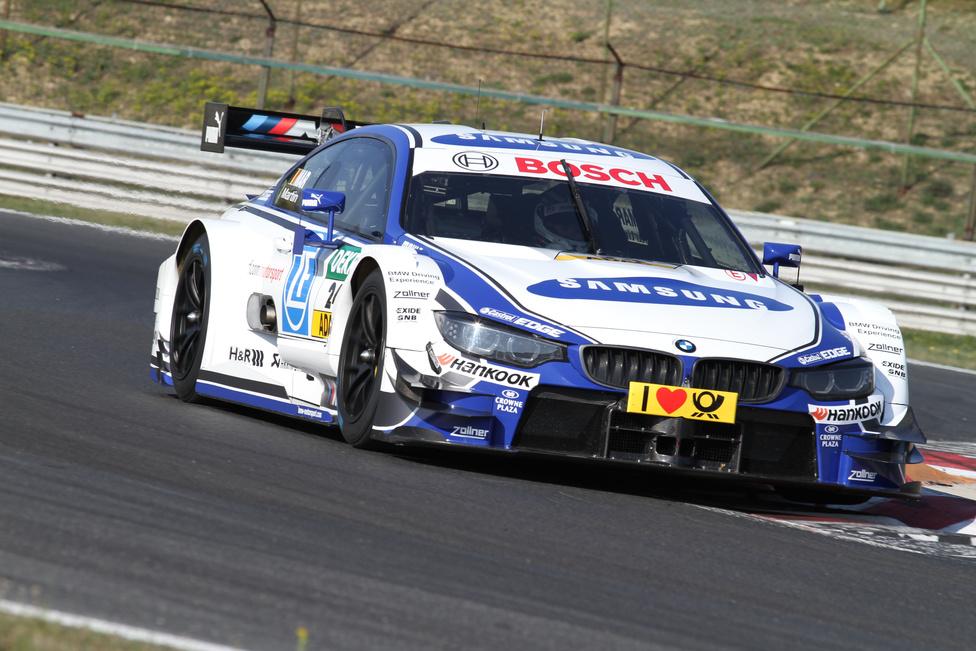 A BMW 2012-ben bajnoki címmel tért vissza a sorozatba. Idén ők is teljesen új autóval, egy M4-essel indulnak.