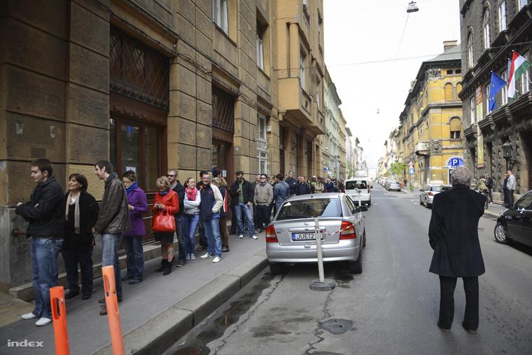 Eötvös utca, 26-os szavazókör