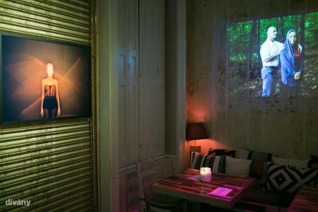 A Brody Studios ideális helyszín a kiállításhoz.