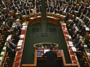 Mikorra lesz ebből új parlament?