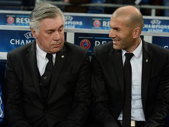 Zidane lehet a Real Madrid következő edzője