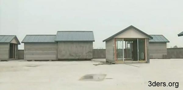 Építési és ipari hulladékból, újrahasznosított anyagból húzzák fel a betonházakat.