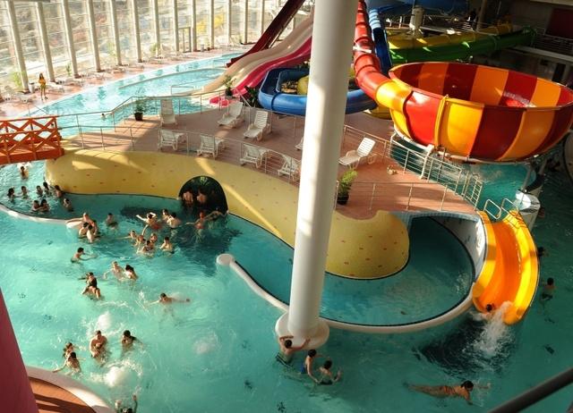 Aquapolis élményfürdő, Szeged