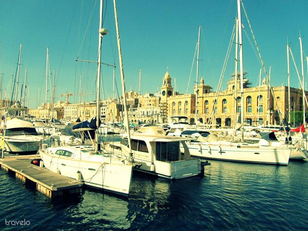 Nagy Kikötő, Valletta