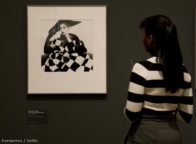 A kiállított 130 darab fénykép leginkább Penn 1940 és 1980 közötti munkáira fókuszál.