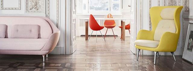 Az áprilisi Milánói Design Héten debütáltan a cég székei.