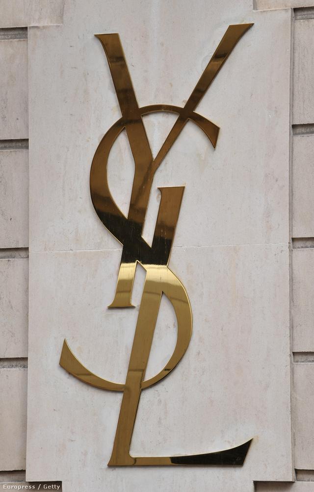 Az YSL logóját az ukrán-francia festő, Adolphe Jean-Marie Mouron, művésznevén Cassandre alkotta meg 1963-ban, alig öt évvel öngyilkossága előtt.