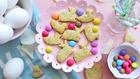 Húsvéti készülődés: nyusziváró mákos keksz