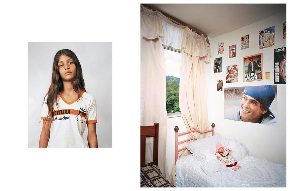 Thais 11 éves, a szüleivel és tesójával él egy lakótelep harmadik emeletén Rio de Janeiróban. Két hálószoba van csak, így egy szobában van a nővérével. Az Isten városaként ismert negyedben laknak, éppen az azonos című, 2002-es film hatására kezdték el fejleszteni a környéket, és mostmár sokkal biztonságosabb errefelé az élet. Nem megy jól nekik, de képesek eltartani magukat. Thais nagy rajongója egy Felipe Dylon nevű brazil énekesnek, az ő képével van kidekorálva a szobája. Odavan Gisele Bündchen brazil modellért is, aki a világ legjobban fizetett modellje. Természetesen Thais is modell szeretne lenni, ha ez nem jön össze, akkor gyerekorvos.