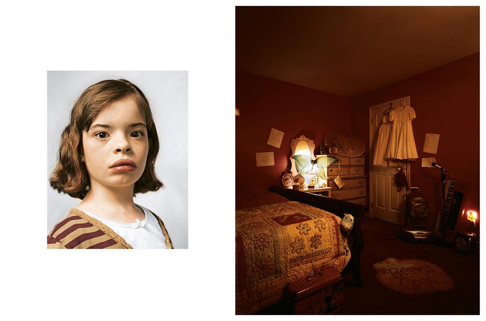 Delanie 9 éves, New Yorkban él a szüleivel és két testvérével egy óriási házban New Jerseyben. Minden gyereknek saját szobája van. Delaine nagyon kényes a megjelenésére, esténként órákat tölt azzal, hogy kitalálja, másnap mit vesz fel. A testvérével busszal járnak iskolába, az út körülbelül tíz percig tart, de addig sem szeret az öccse mellett ülni. Szeret iskolába járni, mert ott találkozik a barátaival, de a tanulás nem a kedvence. Mindennap tizenöt percnyi házi feladata van, de azt is szereti az utolsó pillanatra hagyni. Hobbija a vásárlás és a tánc. Rendszeresen jár templomba, szereti az ottani vidám légkört. Divattervező szeretne lenni.