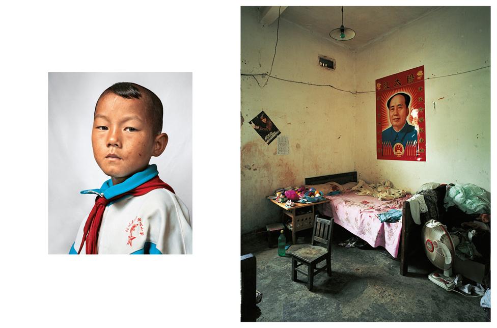 Dong 9 éves, Kínában él a szüleivel, testvérével és nagypapájával. A szobáján a tesójával és a papájával osztozik. A szegény családnak csak annyi földje van, hogy rizst és cukrot tud termelni. Az iskola húsz perc gyalogútra van, nagyon szeret írni és énekelni. Esténként egy órán át írja a leckét, majd egy órát tévézik. A könyveket és az egyenruhát ki kell fizetni, de az oktatás szerencsére ingyen van. Az anyja nagyon örül annak, hogy Dong iskolába járhat, amire neki nem volt lehetősége. Dong kedvence a husi és az édesség, főleg a fagyi. Rendőr szeretne lenni, mert akkor el tudja kapni a tolvajokat.