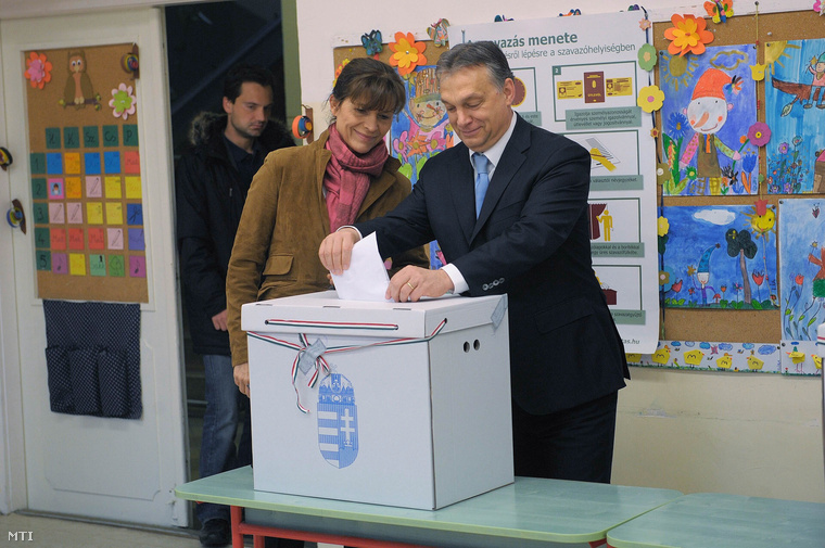 Az MTI a Magyar Nemzet fotóját közölte