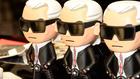 Karl Lagerfeld is olcsóbb cuccokban gondolkodik