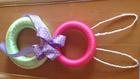 Húsvéti DIY: Nyuszis ajtódísz