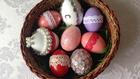 DIY: alternatívák tojásfestésre